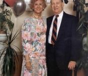 Janice & Gerald Ghertner (his 80th birthday 1996)