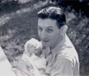 Leonard Ghertner with Gary