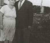 Anuta and Oscar Ghertner