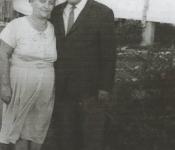 Anuta and Oscar Ghertner