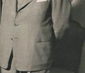 Lynton (Pappy) Scharfff, Em Scharff, Leslie and Faylese Grube