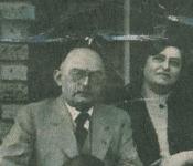 Max Eisenkramer & Rena Strauss Eisenkramer
