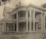 M A Autin home 1906