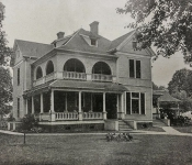 Rutherford Home 1909