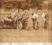 1925 Pine bluff Motorcycle club 2