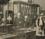 Bernath's Jewelry and Music Store 1906