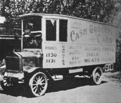 Cash Grocery on wheels