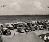 Grider field airshow about 1948