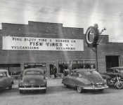 Pine bluff tire and rubber after 1955