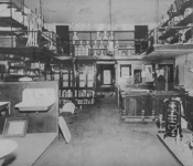 Robinson Brothers Plumbing Company early 1900s,