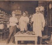 Sylvester Shoe Repair 1915-1925