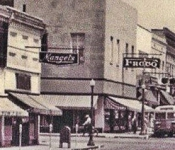 West side of Main Street