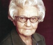 1963 Grace Scharff
