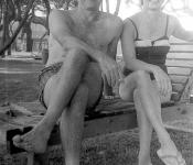 Mom & Dad at Jeckel Island