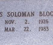 lewis solomon block jr