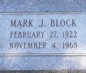 Mark Jarvis Block