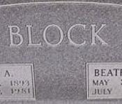 Sam block & Beatrice Weil - 58991577_128508713533