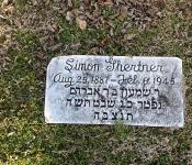 simon ghertner headstone