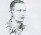 Col Frank Pethick Jr -  Burnley Sketch008
