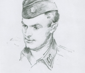 Maj Thomas Barnes -  Burnley Sketch009