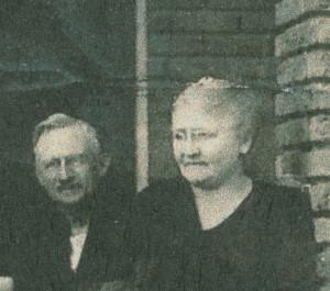 Joseph F Block & Fanny Levy Block 1925-1926