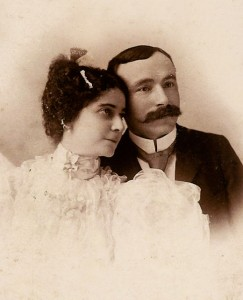 Esther & Eduard Scharff