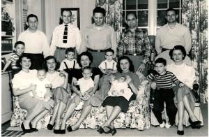 Block clan 1950