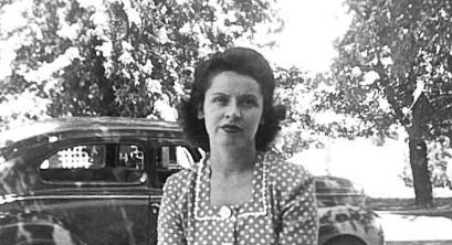Bette/Betty Catherine (Terry) Scharff