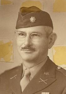 Maj Lynton Scharff