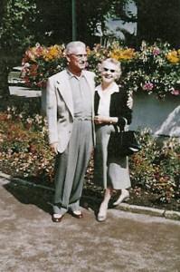 Lynton & Emma Scharff