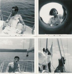 1966 Pictures from the sailboat