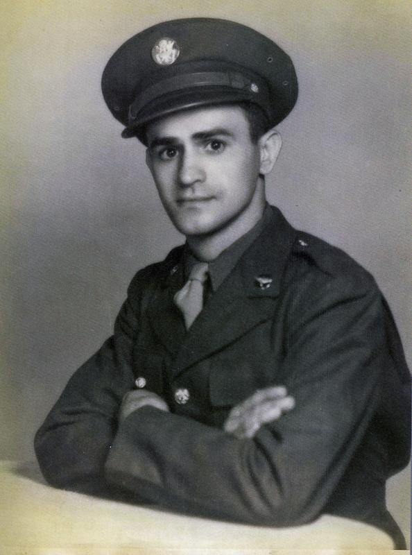 PFC. Louis Laslavic, USAF
