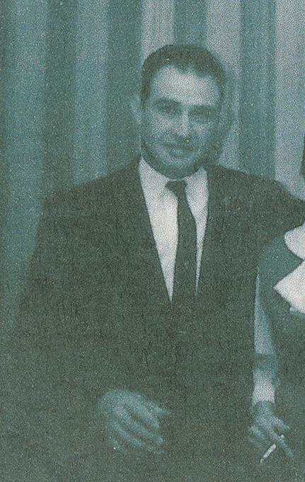 Mark Block 1960