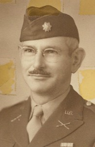 Major Lynton L. Scharff